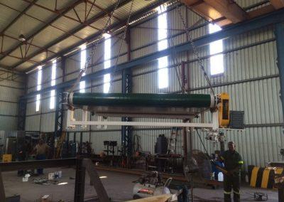 Mpact conveyor system
