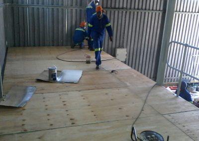 Platform floor Mpact