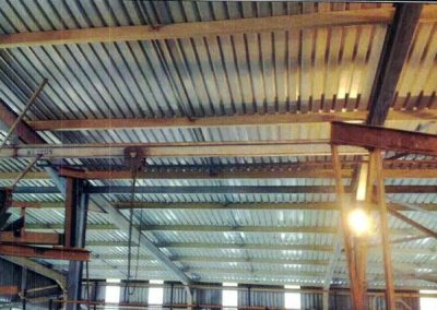 Sheba Plant Roof Replacement